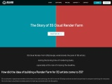 The Story of 3S Cloud Render Farm