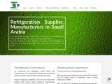 Refrigeration supplier in Saudi Arabia