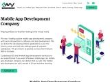 Mobile App Development Company in USA – 4 Way Technologies