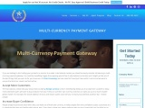Multi Currency Payment Gateway