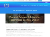 Payment Gateway Providers   5 star Processing
