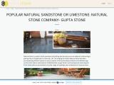 Indian Sandstone Exporter in German