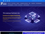 Data Science Consulting Company USA | 7th Avenue Partners
