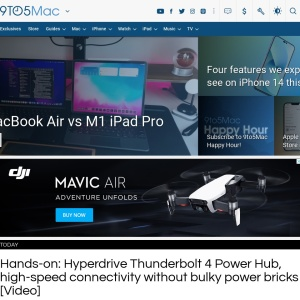 9to5Mac - Apple News & Mac Rumors Breaking All Day