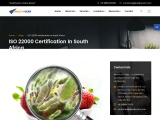 ISO 22000 certification in Durban | ISO 22000 consultants in Durban | Kwalitycert