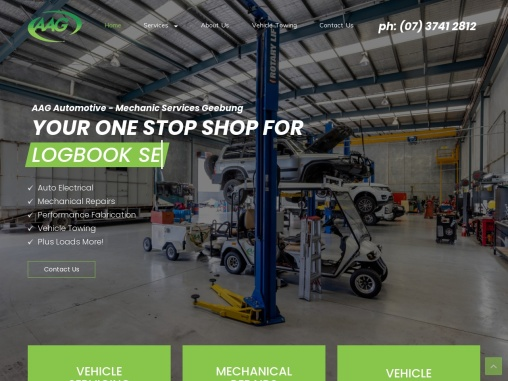AAG Automotive – Mechanic Services Geebung