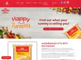 Multigrain wheat flour available online