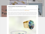 Abalone Shell Rings Jewelry Manufacturer in Jaipur