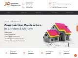 Construction Contractors in London and Marlow