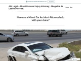 How can a Miami Car Accident Attorney help with your claim?