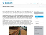 Abrex 450 Steel Plates Suppliers, Imports, Exports \Vandan Steel ENGG. CO.