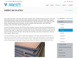 Abrex 500 Steel Plates \Vandan Egg. Co
