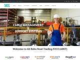 ABST – Structural Steel Building Materials Supplier | Manufacturer In UAE