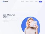 Best Affiliate Marketing Platform Build For Publishers | Acadot Media