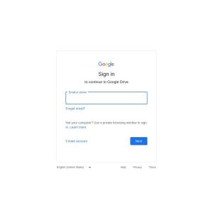 Google ドライブ - 1 か所であらゆるファイルを保管