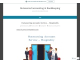 Outsourcing Accounts Service – Hospitality