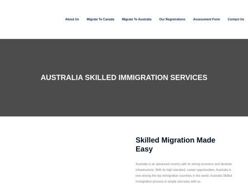 Australia Immigration from Dubai