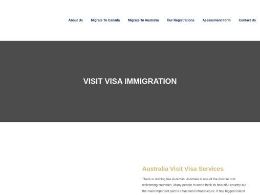 Australian Immigration Dubai
