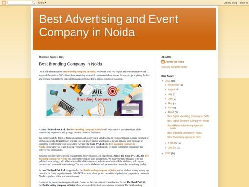 Best Branding Company in Noida