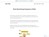 Best Advertising Company in Delhi –  Across the Road Advertising and Events Pvt ltd