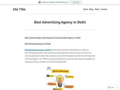 Best Advertising Agency in Delhi – Across the Road Advertising and Events Pvt ltd