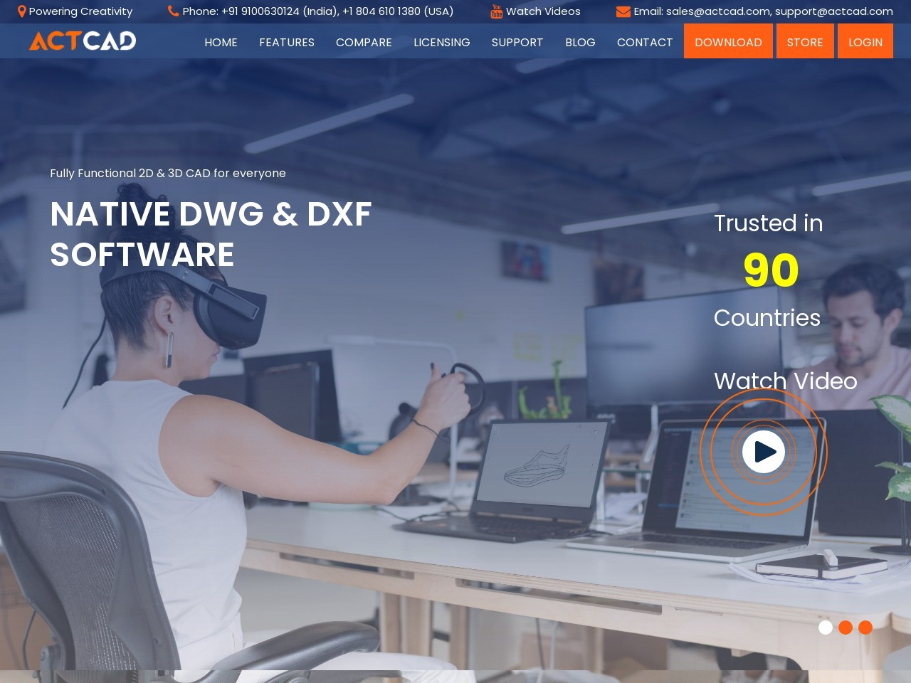Exclusive ActCAD 2018 Professional (64 bit/32 bit) Coupon Code