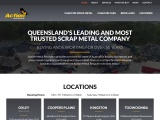 Scrap Metal Recyclers in Queensland | Action Metal Recyclers
