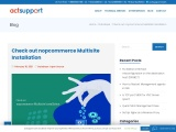Check out nopcommerce Multisite Installation
