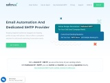 The Only Email Service Provider You'll Ever  | Adcrux | Buy SMTP Server