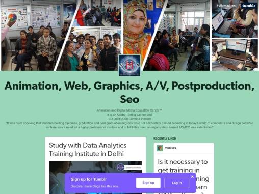 Study with Data Analytics Training Institute in Delhi