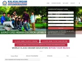 Best Private University in India for Engineering, MBA, PHD, Architecture, MCA | KARE Admissions 2021