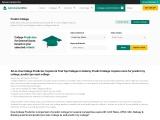 Admissionwire   Predict College