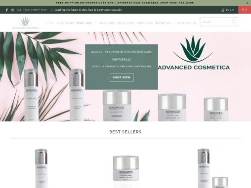Advanced Cosmetics Australia Victoria