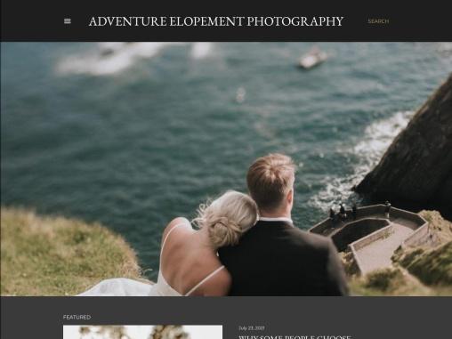 Running Wild Studio – Adventure Elopement Photography