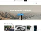 Adventure Wedding Photographer in Washington