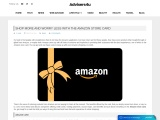 Amazon Store Card | The Card for Amazon Prime Shoppers