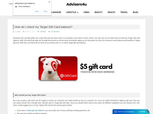 how to check your available balance in target gift card