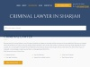 Criminal Lawyer In Sharjah – Adv UC Abdulla