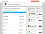 Cloudtail India Private Limited Email Format