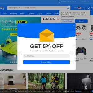 Online Shopping for Smartphones, TV Boxes, Laptops, RC Quadcopter, Wearables and more gadgets at Geekbuying