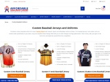 Custom Baseball Uniforms | Custom Baseball Jerseys