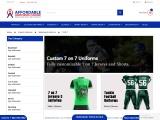 Custom Flag Football Jerseys | 7 on 7 Uniforms