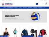 Custom Volleyball Jerseys | Custom Voleyyball Uniforms