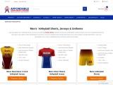 Mens Volleyball Shorts | Mens Volleyball Uniforms