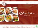 Best Afghan restaurant in Dubai