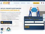 Aflex Entrümpelungsfirma in Berlin