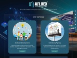 Software Development Company & Advertising Agency In Lucknow | Afluex