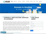 Domain & Web Hosting Services In Lucknow