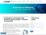 Ecommerce Software And Website Development Company In Lucknow