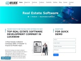 Top Real Estate Software Development Company In Lucknow